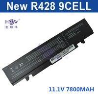 HSW 9cells Laptop Battery For SAMSUNG R580 R540 R530 R429 R560 R428 R522 R528 R420 R425