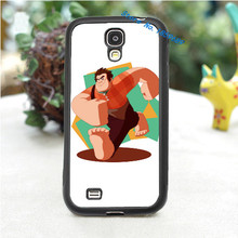 Wreck It Ralph fashion cover case for Samsung galaxy S3 S4 S5 s6 s6 edge s7 s7 edge Note 3 note 4 note 5