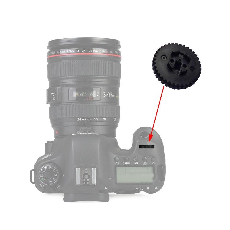 Shutter Button Aperture Wheel Turntable Dial Wheel Unit For Canon 6D 70D Digital Camera Repair Part