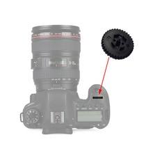 Deklanşör düğmesi diyafram tekerlek Turntable Dial ünitesi Canon 6D 70D dijital kamera onarım bölümü
