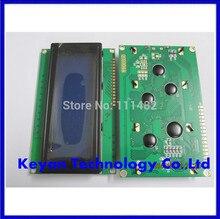 Free shipping ! LCD Board 2004 20*4 LCD 20X4 5V Blue screen LCD2004 display LCD module LCD 2004