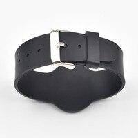 20pcs/lot 13.56Mhz RFID wristband silicone electronic bracelets wrist band NFC smart MF 1K S50
