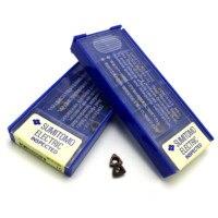כלי cnc 20PCS U-מקדח קרביד WCMX030208FN ACZ330 הכנס CNC מחרטה כלי WC U-bit (2)