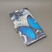 11 видов узоров ультра тонкий бабочка цветок Флаг винтажный флип-чехол для Philips S388 двойной чехол для мобильного телефона
