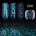 BORN PRETTY Chameleon Starry Sky Paillette Sparkly Ultra-thin Dust Nail Art Glitter Sequins Powder Manicure Nail Art Decoration