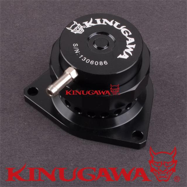 Kinugawa Billet Adjustable Turbo Blow Off Valve BOV for Mitsubishi & for VOLVO SRT-4 & for GM