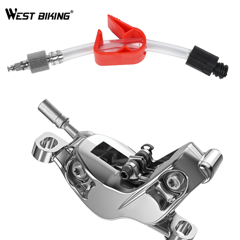 WEST BIKING DOT Oil Disc Brake Bleed Kit Tool Oil Filling Joint For SRAM S4 EDGE Code GUIDE Rsc R Level ULT Tlm Red ETap