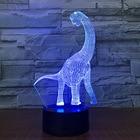 LED Brachiosaurus 3D...