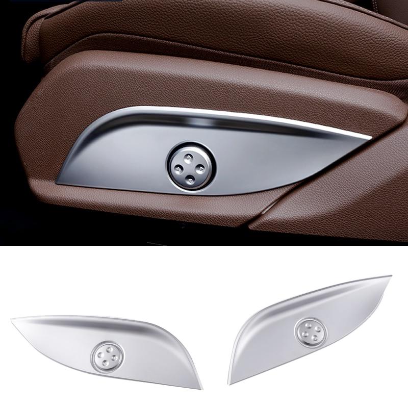 Interior door armrest frame cover trim 5pcs for GLE W166 //Coupe C292 2015-2016