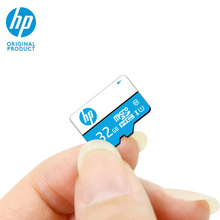 Карта памяти 32 гб Hp мини SD карты памяти 32 GB картридер 2 микро-sd картао де Memoria microSD Class 10 U1 tarjeta UHS-I телефон полный карта HD TF 32G карты micro SD