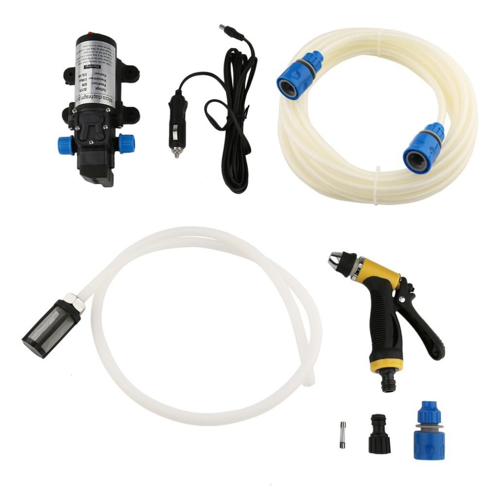 Portable High Pressure Electric Water Pump & Car washer