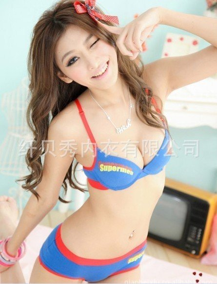 Best Qualityfree Shipping 3 Pieceslot Superman Girls -1161