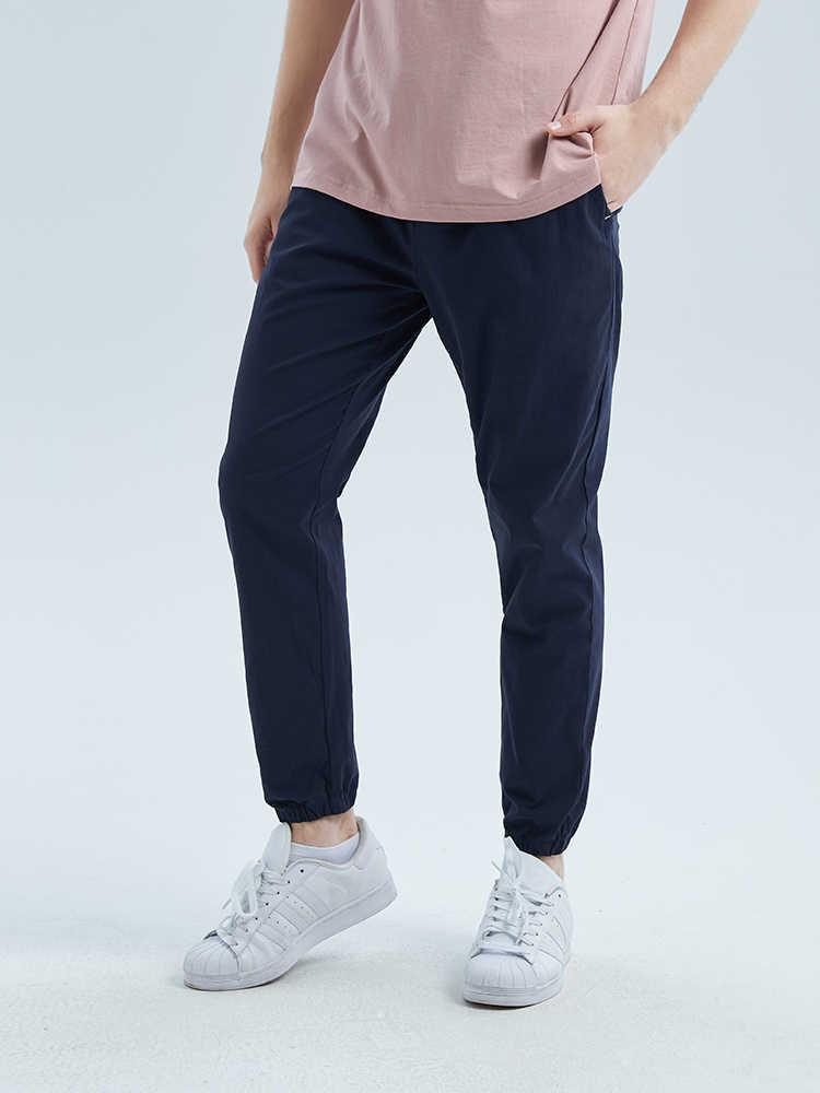 Pioneer obóz 2019 lato jesień nowe spodnie na co dzień mężczyźni bawełna Slim Fit moda spodnie męskie marka odzież dla człowieka AXX901001