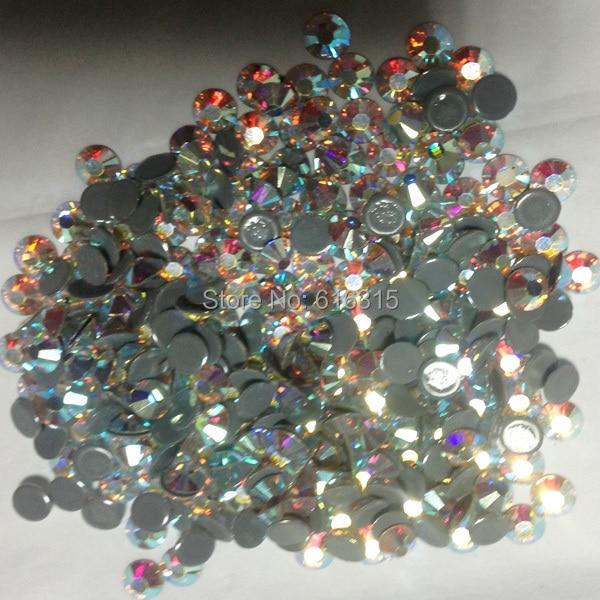 Маленький размер 3 мм ss10 кристалл ab 1440 шт. в упаковке; горный хрусталь высокого сверкающие используется для детская одежда Сделано в Китае