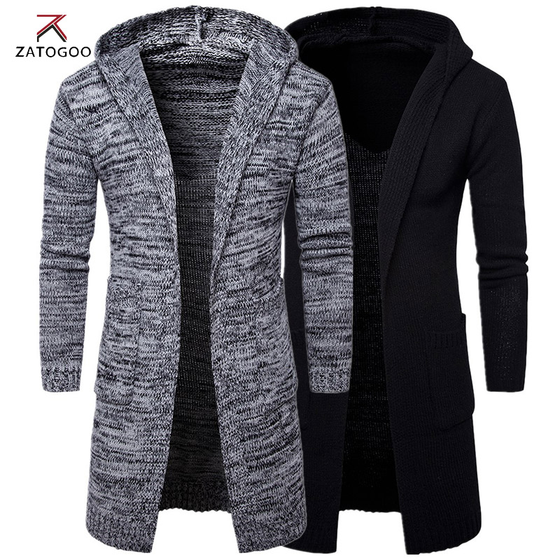 Find great deals on eBay for mens hooded long coat. Shop with confidence.
