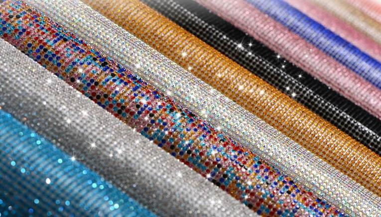 24 * 20 cm kristalli timantti tekojalokivi auto / matkapuhelin / PC / - Taide, käsityöt ja ompelu - Valokuva 1