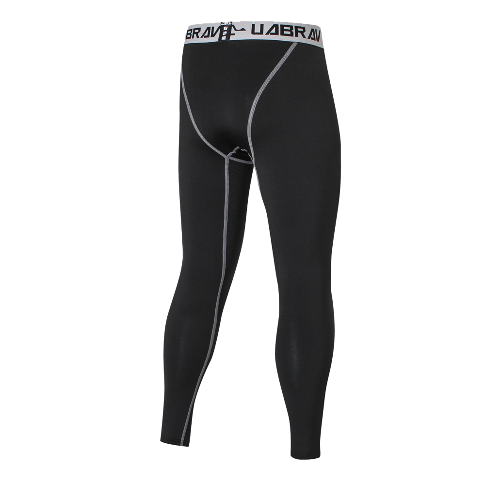 Men/'s Compression Pants Base Layer Tights Sports Apparel Fitness Gym Quick dry