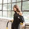 Poleras De Mujer Moda 2017 O Neck T Shirts Women Breathable Tops Tees Sexy Short Blusa