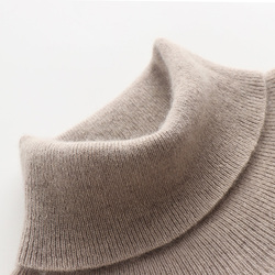 Man Sweaters 100% Pashmina Knitting Pullovers 2019 New Arrival 8Colors Turtleneck Pure Cashmere Jumpers Winter Warm clothes Tops