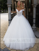 Shoulder Dresses Ball Gowns