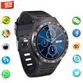 2017 novo melhor smart watch android 5.1 512 ram 8 gb rom quad apoio do núcleo 3g wifi gps monitor de freqüência cardíaca para ios samsung gear s3