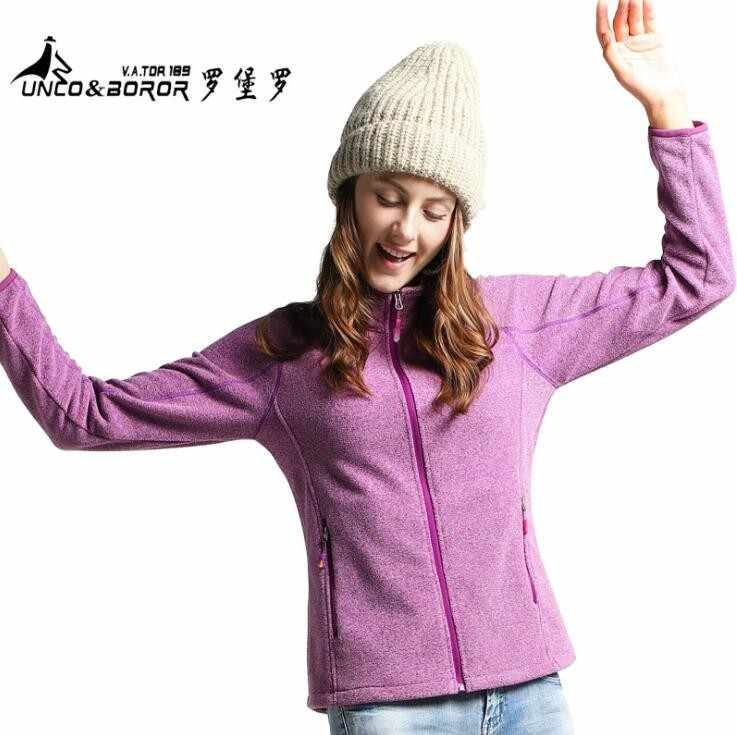 Флисовое пальто для походов на открытом воздухе, Женская осенне-зимняя дышащая ветрозащитная куртка, Треккинговая альпинистская Теплая Флисовая одежда