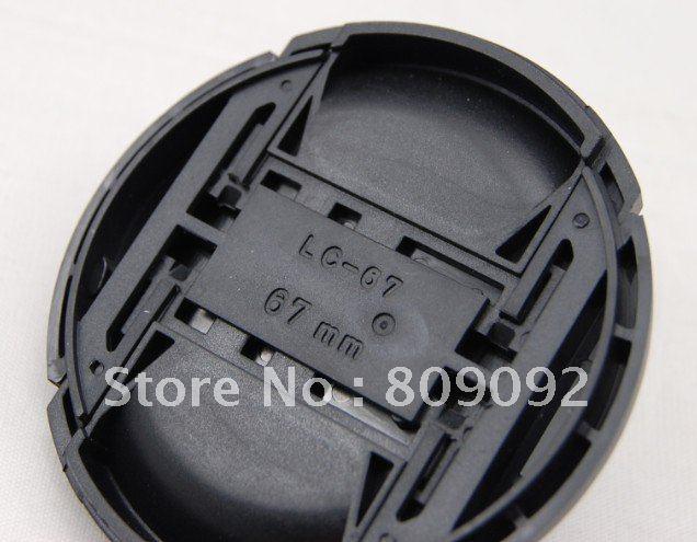 67 мм универсальная линза Кепки Крышка для Nikon