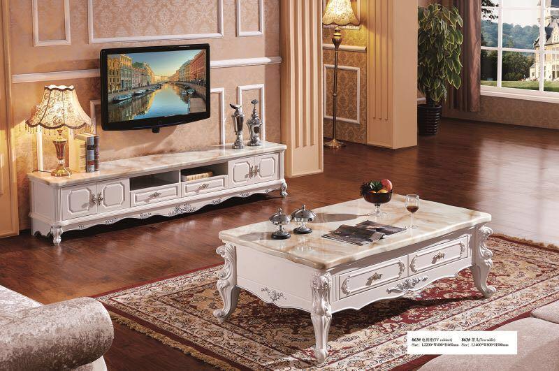 US $680.0  2019 echt Promotion Antike Keine Cam Sehpalar Seite Tisch  Wohnzimmer Möbel Klassische Holz Kaffee Tisch Mit Marmor Desktop-in  Kaffeetische ...