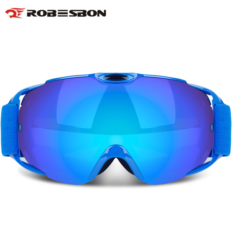 Skiing & Snowboarding Kind-Hearted Uv400 Ski Goggles Anti-fog Skiing Goggles Men Women Snowboard Glasses Snowmobileski Mask Glasses Winter Snow Sports Eyewears Cheap Sales