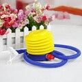 Bomba de ar para o Balão bomba de Pé Brinquedos bolas de ar Inflável anel de Natação infantil