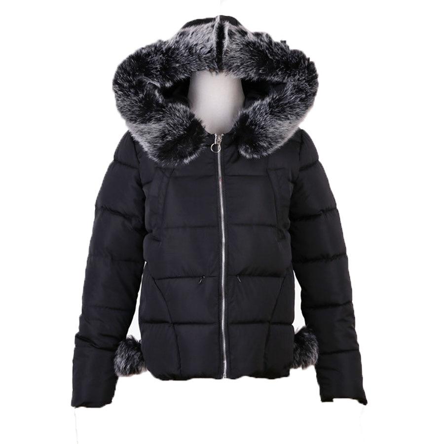 Popular Fur Hooded Parka Coat-Buy Cheap Fur Hooded Parka Coat lots ...