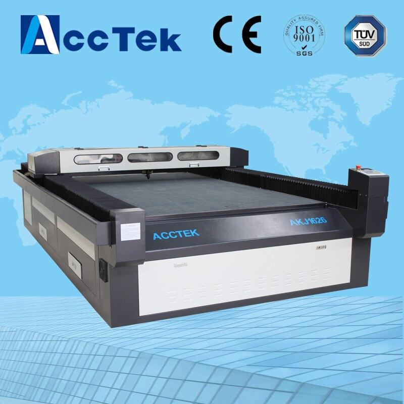 ACCTEK lazer machine laser machine engraving cutting/100w laser cutter for sale