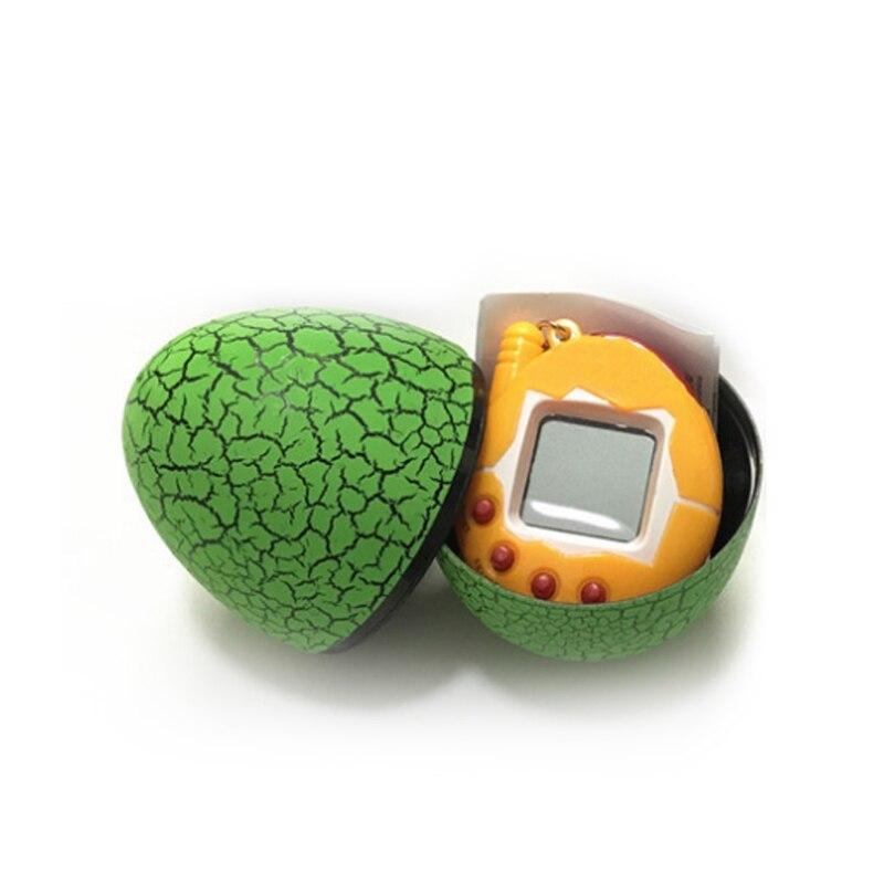 Cartoon Electronic Pet Hand-hold Digital Virtual Game Machine Kids Toys Egg Gift
