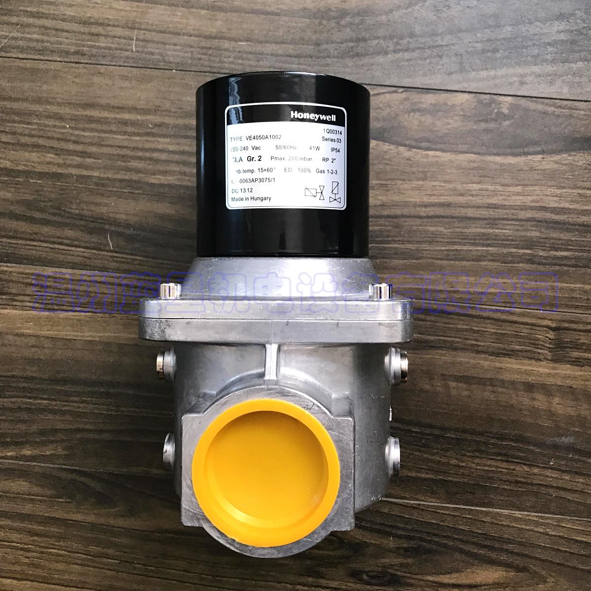 Genuine authentic Honeywell VE4050A1002 solenoid valve honeywell solenoid gas valves ve4050a1200 ve4050a1002 for burner new