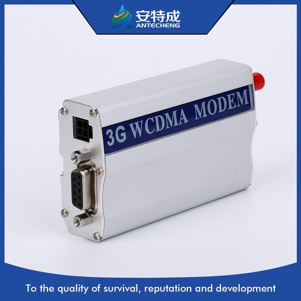 High speed wcdma 3g rs232 modem, USB hsdpa 3g modem for SMS, sim5320e 3g modem support tcp/ip data transfer