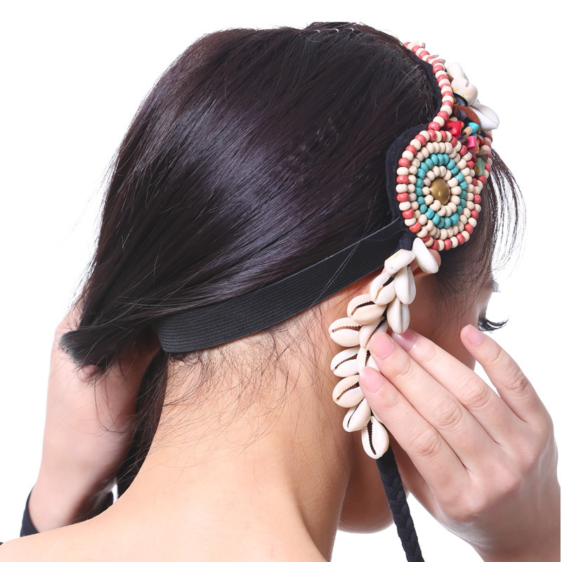 2018 Dance Fairy Belly Dance Tribal Shell Braid Headrope Wig Headdress In  Belly Dancing From Novelty U0026 Special Use On Aliexpress.com | Alibaba Group