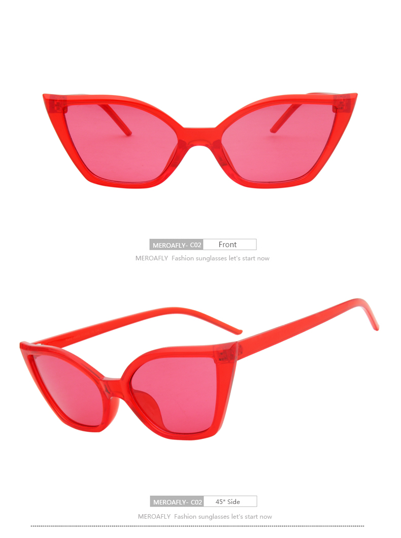 GAMT Fashion Diamond Sunglasses For Women Men Vintage Metal Double Beam Joker Sunglasses Polygonal Ocean Sunglasses Gold Frame Red Lens