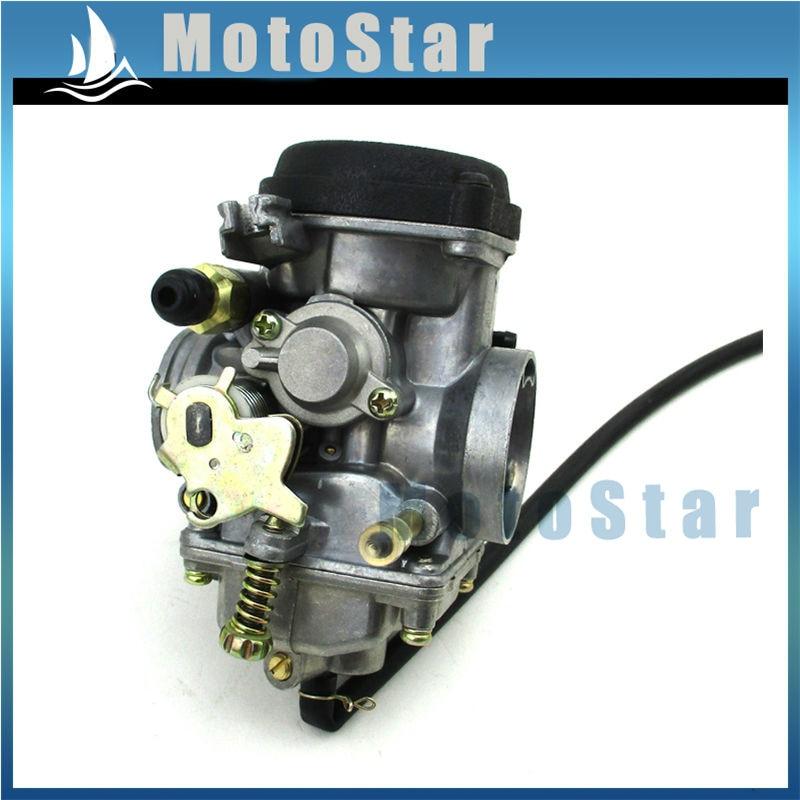 JS250 ATV Carburetor For Wilderness Trail 250 WD250 U AT250UT R AT250UTC R Quad