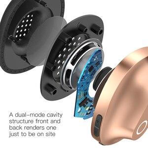 Image 2 - Baseus D01Wireless Bluetooth Auricolare Cuffie con Il Mic Per I Telefoni di Computer Con Microfono Gaming Headset Stereo bluetooth auricolare