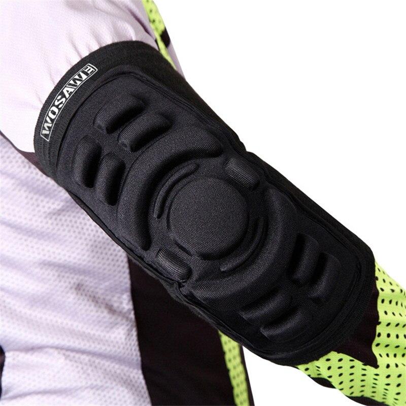 MTB Ellbogenschützer Schutz Mountainbike Radfahren Reiten Ellbogenschutz Supportor Skifahren Motorrad Fahrrad Downhill Schutz Gears