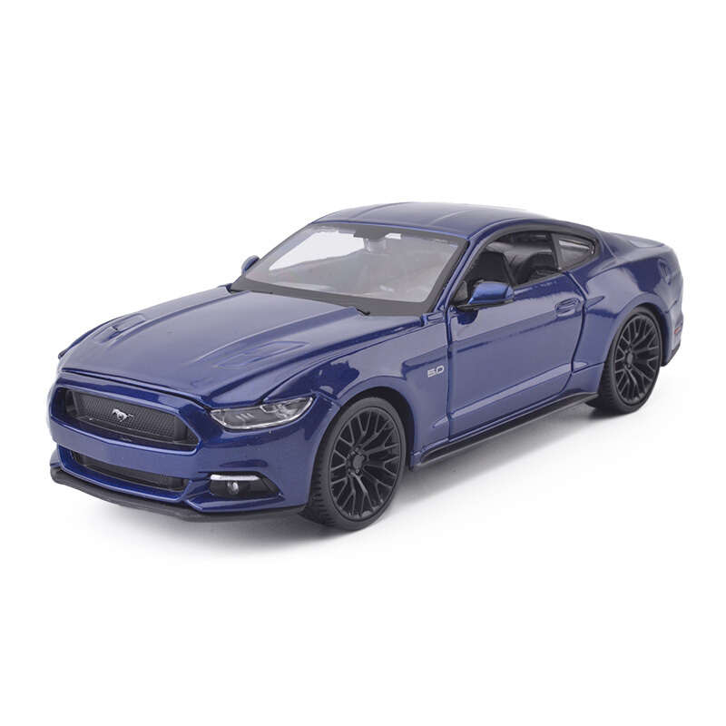 Maisto 1:24 Ford Mustang GT 2015 Diecast Model Car Toy Cars-in Diecasts & Toy Vehicles from Toys & Hobbies    3