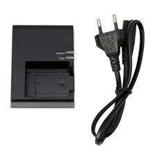 Eu Plug LC E10/E LC E10C Batterij Lader Voor Canon LP E10 Eos 1100D Kus X50 Rebel T3 Standaard