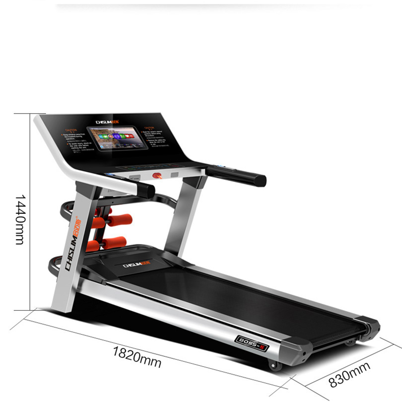 CHISLIM Fitness Πτυσσόμενο Ηλεκτρικό - Fitness και bodybuilding - Φωτογραφία 4