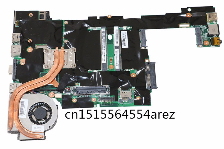 ThinkPad X220 laptop motherboard I3-2310 FRU: 04W0696 nokotion 04w0696 04y1842 laptop motherboard for lenovo thinkpad x220 x220i with sr04s i3 2310m cpu qm67 mainboard