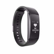 I6 Pro Bluetooth Smart Браслет монитор сердечного ритма IP67 Водонепроницаемый фитнес-трекер Шагомер Sleep Monitor для iOS и Android
