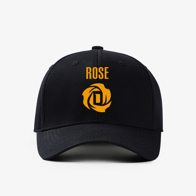 buy online 0c90b 4b764 Baseball Cap Derrick Rose Men s Adjustable Cap Casual leisure hats Solid  Color Fashion Snapback Summer Fall hat
