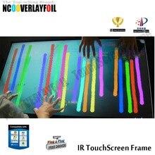 """4"""" ИК мультисенсорный экран Рамка с 10 точками анти-светильник быстрый ответ антивандальный, пыленепроницаемый для сенсорного экрана"""