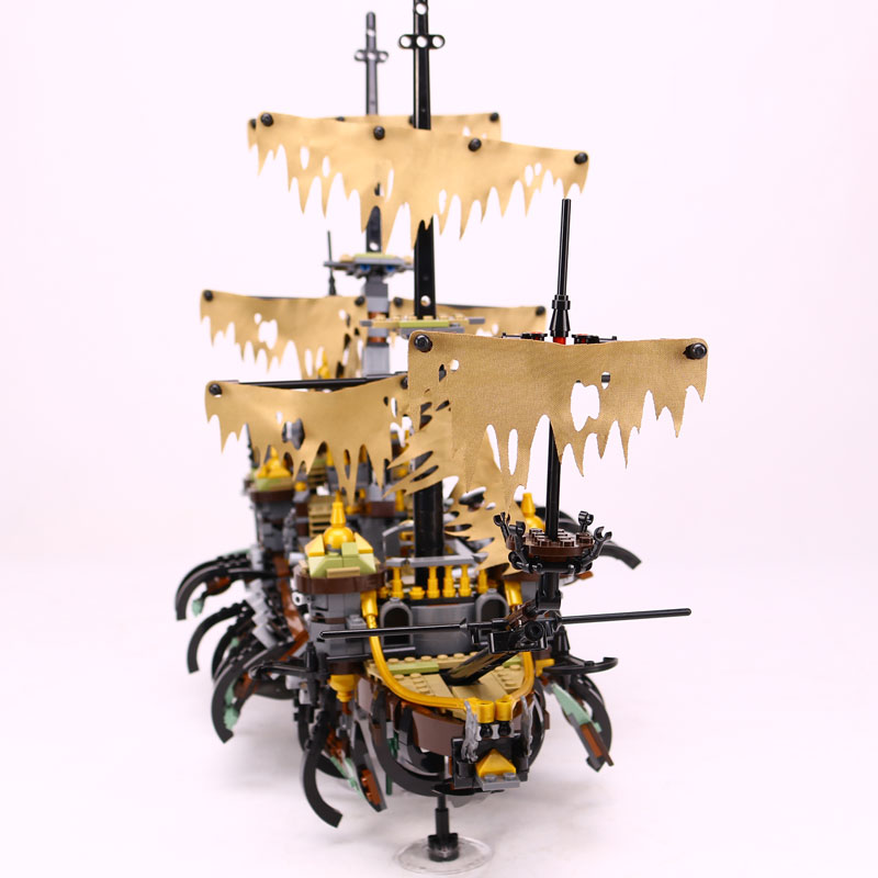 lepin 16060 harry film potter serie die legoinglys 71043 hogwarts castle weihnachten spielzeug 16042 pirates serie die stille Lepin 16042 Stucke Die Slient Mary Set Neue Piratenschiff Serie Kinder legoinglys Building Blocks Toys Bricks Spielzeug Modell