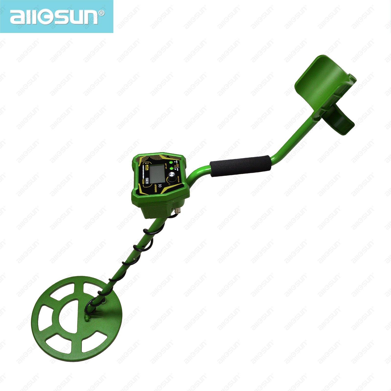 TODO o SOL TS166A Mais Novo Prático Metro Metal Detector Treasure Hunter Metal Detector com Alta-Pecision