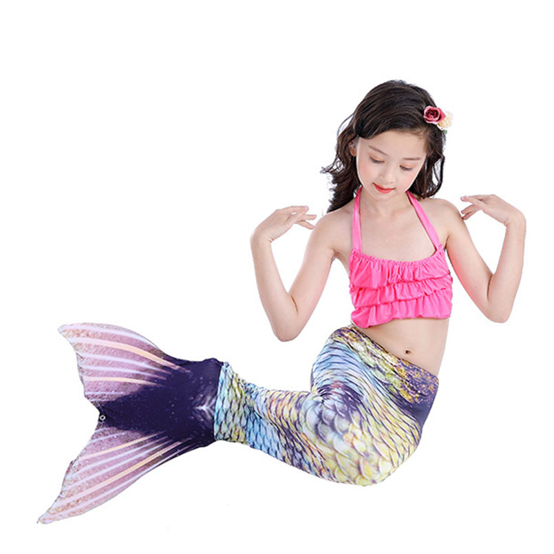 girls mermaidl tail vintage 11-1